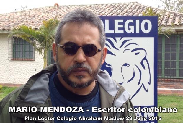 Mario Mendoza nos da consejos para leer y escribir mejor