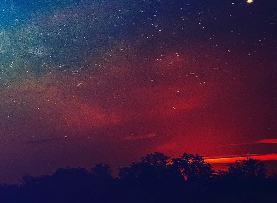 El próximo viernes una lluvia de estrellas iluminará el cielo de Colombia