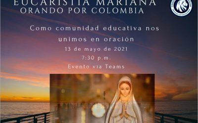 VAMOS A REZAR JUNTOS POR COLOMBIA