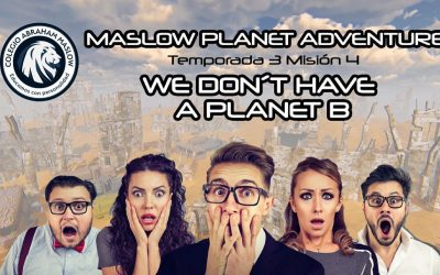 WE DON´T HAVE A PLANET B