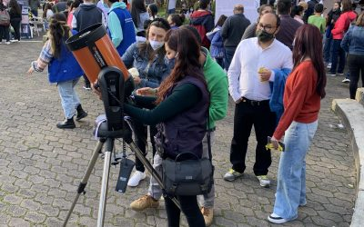 Memorias Primer Festival Astronáutico y de Exploración Espacial