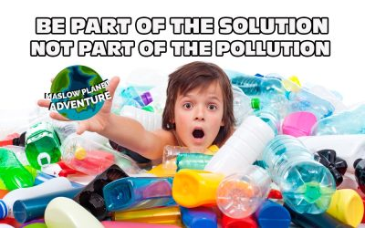 BE PART OF THE SOLUTION NOT PART OF THE POLLUTION